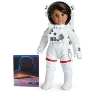 American Girl Luciana's Space Suit